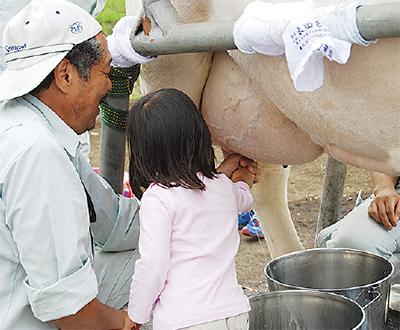 乳搾りやポニー乗馬ほか!神奈川県畜産技術センター「家畜に親しむつどい」