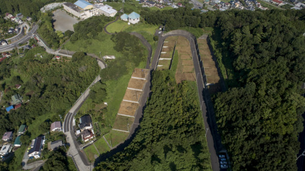 山北町で田舎暮らし 富士山と海望む「丸山分譲地」に大注目【横浜青葉ICから43分】
