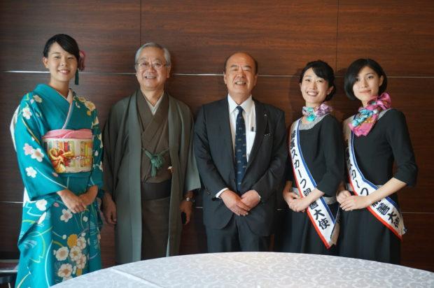 絹を配合したシルクスイーツ&カクテル、横浜市内8ホテルで販売「絹フェスin大さん橋」