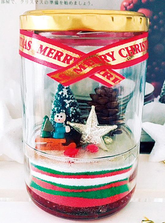 クリスマス小物づくり『グラスサンドアートで彩るクリスマス』【参加者募集】@相模原市民会館