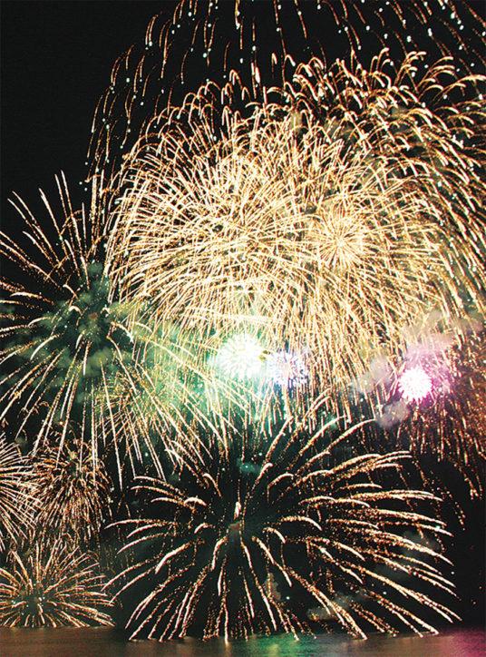 藤沢・秋の風物詩「ふじさわ江の島花火大会」2019年は中止