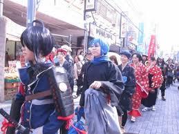 町田時代祭り2018、コスプレ行列募集!「和装」をテーマに衣装レンタル着付けも