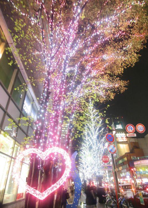 上大岡「ゆめおおおかイルミネーション」2018年はcamioクリスマスツリーとコラボ点灯