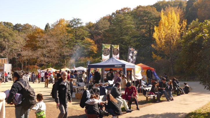 生田緑地で『食の祭典』2019年は川崎北部の30店舗以上が集合!