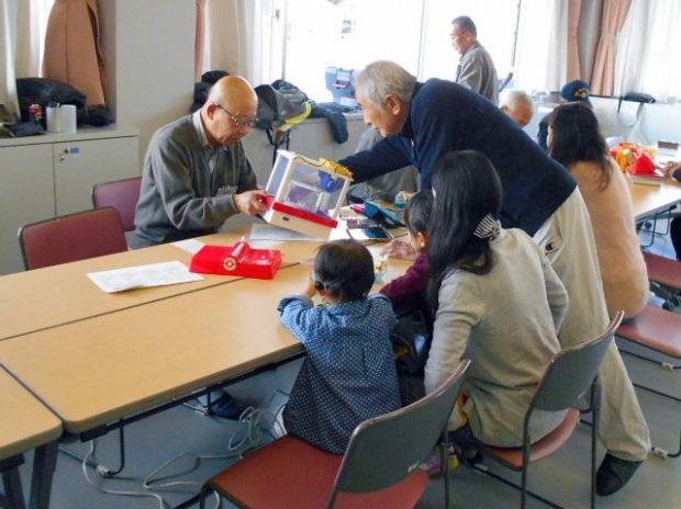 親子で行こう「おもちゃの病院」要予約@横浜市日下地域ケアプラザ