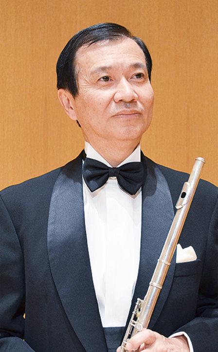 岡村考二さん「クリスマス・フルートコンサート」