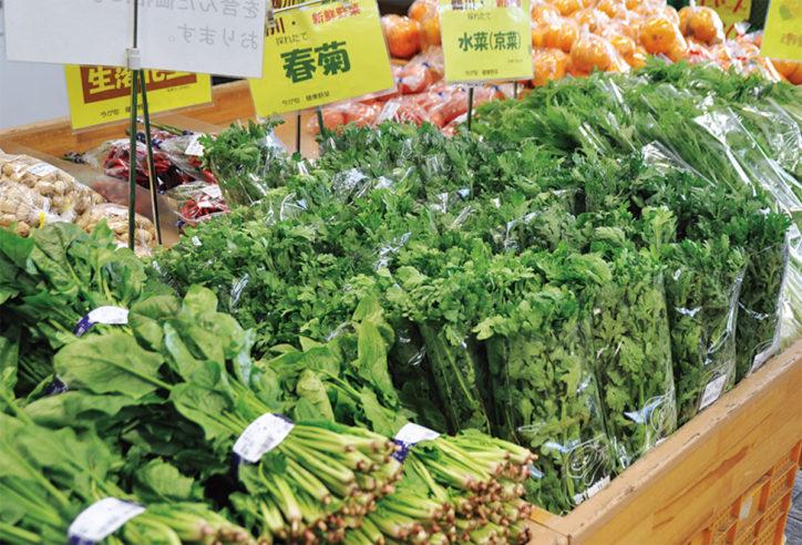 JA町田市アグリハウス各店で「収穫感謝市・植木市」