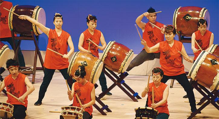 お囃子・和太鼓10団体が出演「横濱郷土芸能の集い」@南公会堂