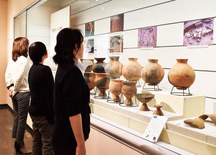 藤沢市民ギャラリー企画展「大庭城と城山の歴史」と第18回遺跡調査速報展