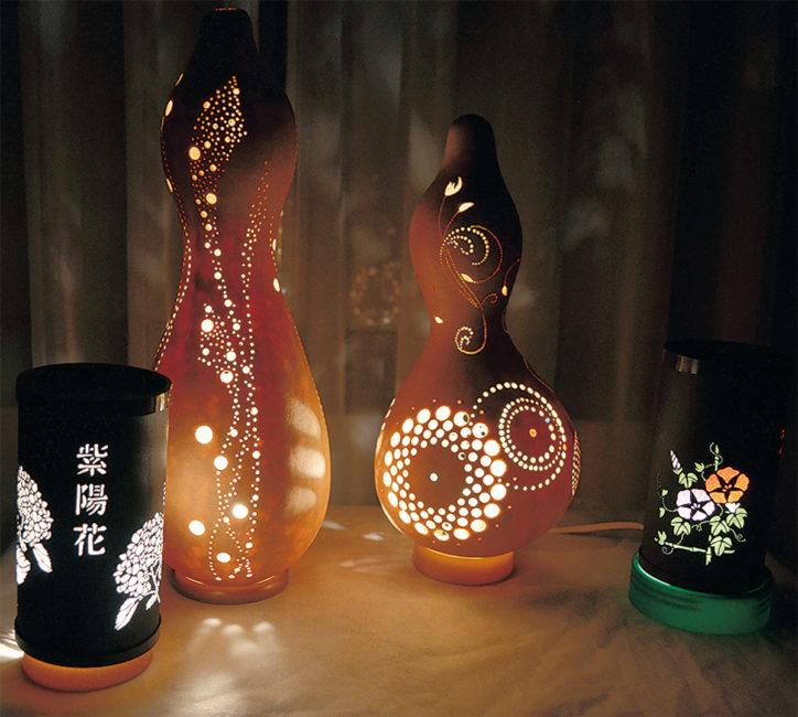 幻想的ひょうたんランプの世界へ@桜丘学習センター