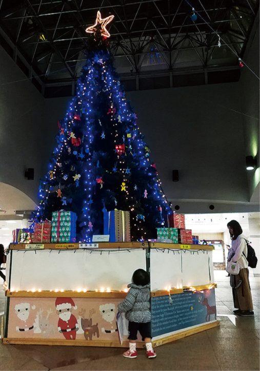 「湘南台イルミネーション2019」11月24日点灯式~来年1月25日まで