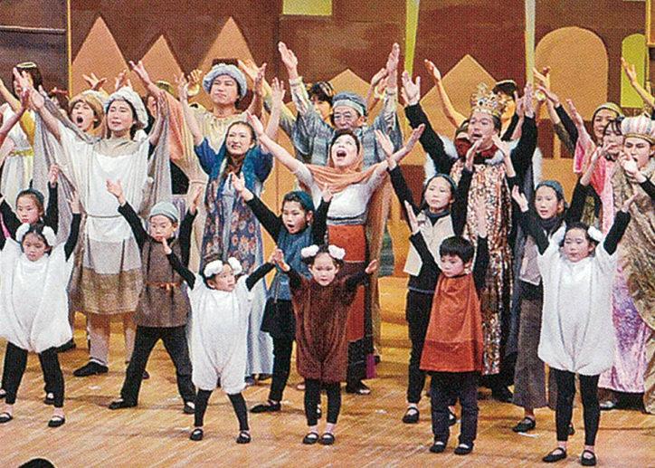 二宮で創作オペラ「聖なる夜の物語」@ラディアンホール