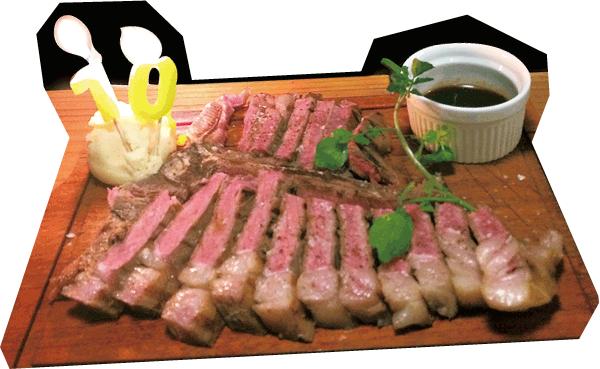 肉バトルバル優勝店!小田原で味わうダイナミックなお肉料理のバル、MAA's MEAT BAR