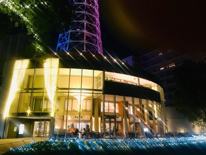 横浜マリンタワー「ウィンターイルミネーション」2019年3月31日まで
