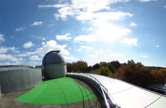 みんなで『部分日食を観察しよう!』@相模原市立博物館【1月6日】