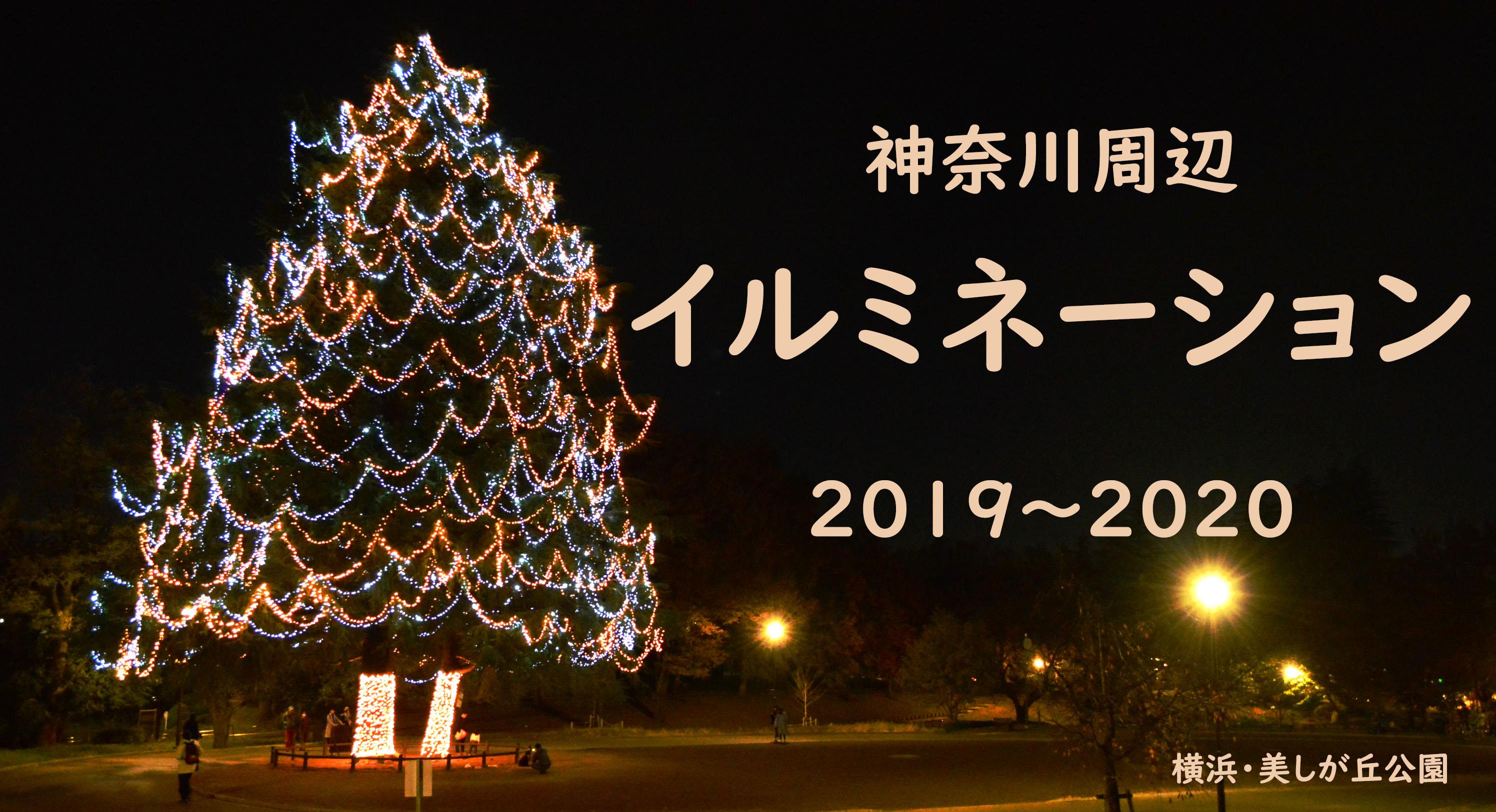 地元でキラめく神奈川周辺「ご近所イルミ」穴場スポットも【2019-2020特集】