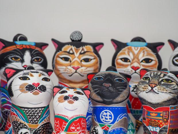 新春彩るアート作品「新春まんぷく!お年賀展2019」@フェイアートミュージアムヨコハマ