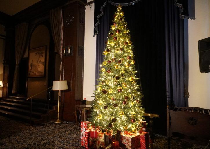 ホテルニューグランド本館にDJセレクトの音楽が流れるバー出現。クリスマスナイトラウンジ