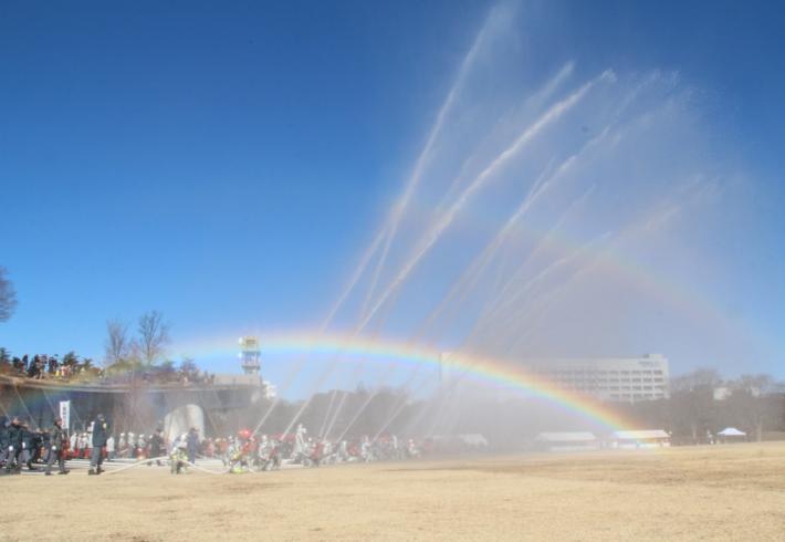 平成31年立川市消防出初式