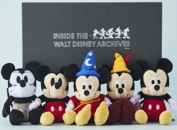 限定グッズ約100種類「ウォルト・ディズニー・アーカイブス展」@横浜赤レンガ倉庫1号館