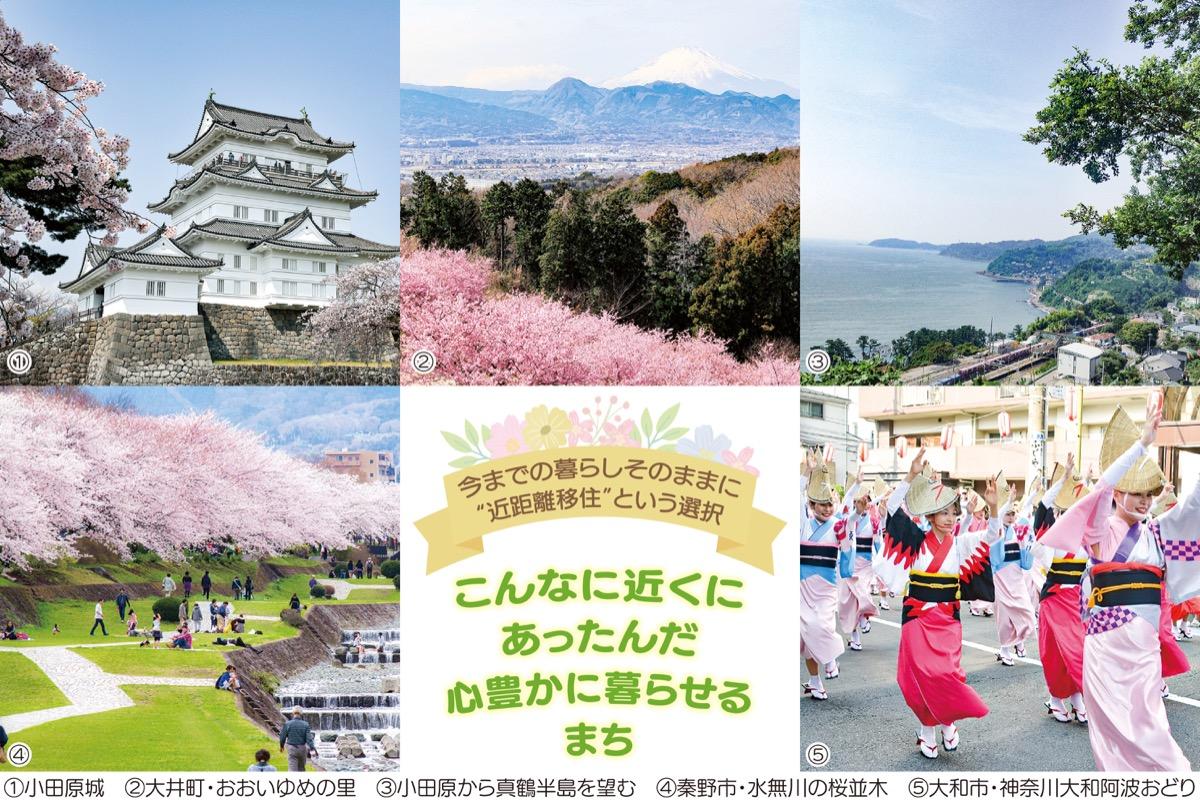 神奈川各所の風景