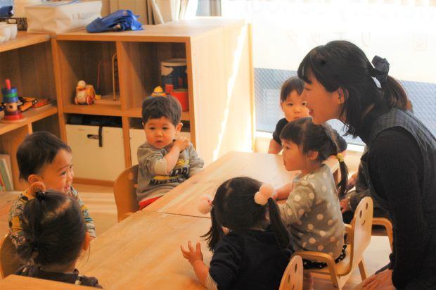 ママさん保育士が復職!踏み出すまでの壁とその先【川崎市・現場インタビュー】
