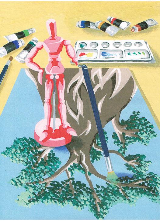 第32回藤沢市高等学校美術展@藤沢市民ギャラリー