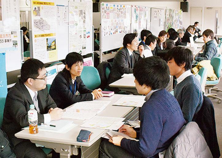 約30事業所が参加「福祉の仕事説明会」@上大岡・ウィリング横浜