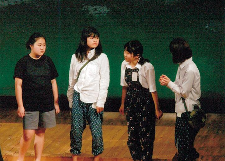 第25回多摩平和まつり「ひめゆりの乙女たち」を上演