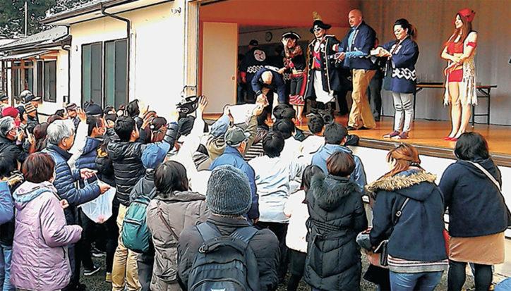 「節分祭」豆まき参加者募集中@栗原神社