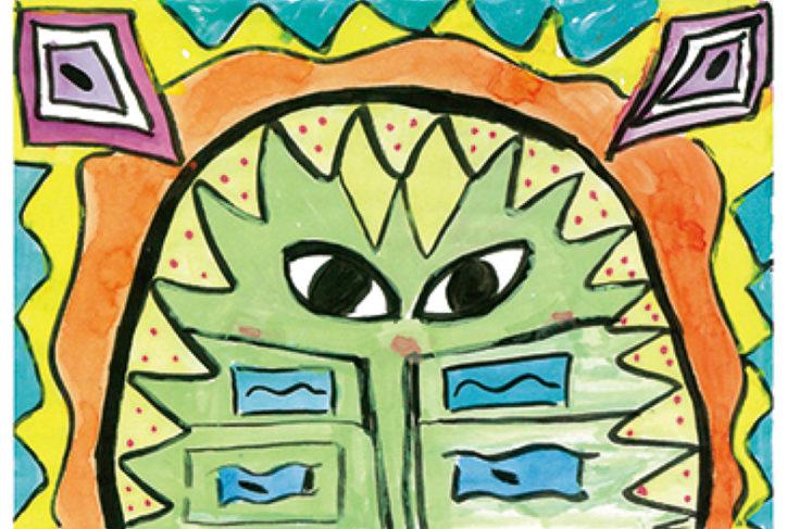 第32回町田市公立小中学校作品展・小学校図画工作展@町田市立国際版画美術館