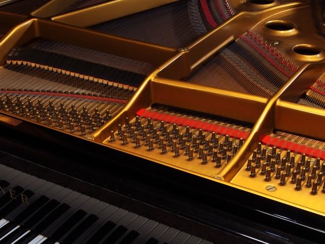 ベーゼンドルファー社製ピアノを演奏できる「ピアノ開放デー」@小黒恵子童謡記念館