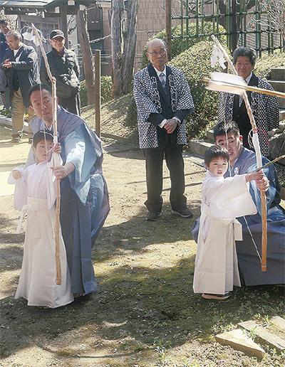 白幡八幡大神で『初卯祭』3月7日開催【川崎市宮前区】