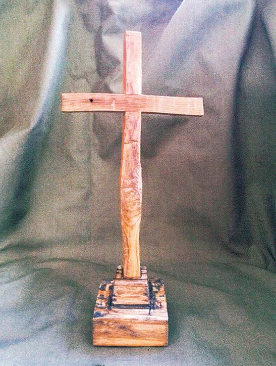 下園イサオ展~ブリキの十字架~@丹沢美術館