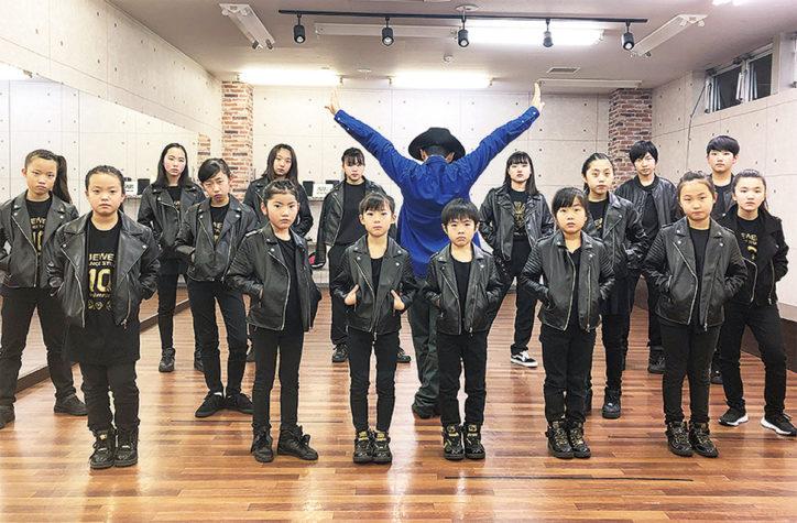 「マイケル・ジャクソン ヒストリー2019」に出演!ジュエルダンススタジオメンバー18人