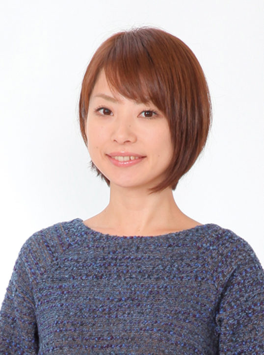 気象キャスターの奈良岡希実子さん環境講演会