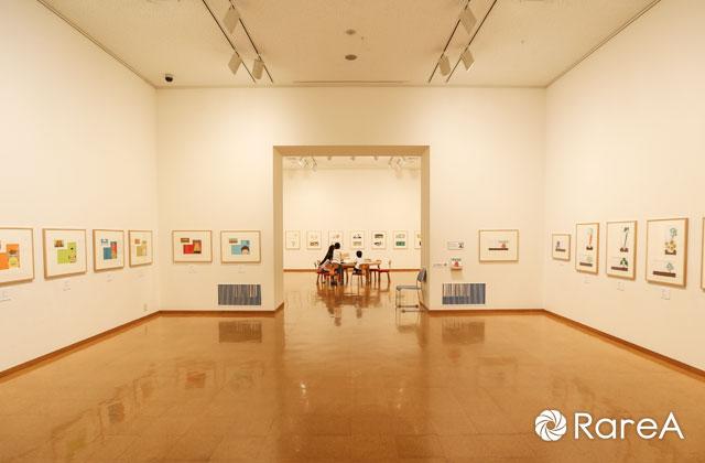広重の竪絵東海道勢ぞろい@藤澤浮世絵館