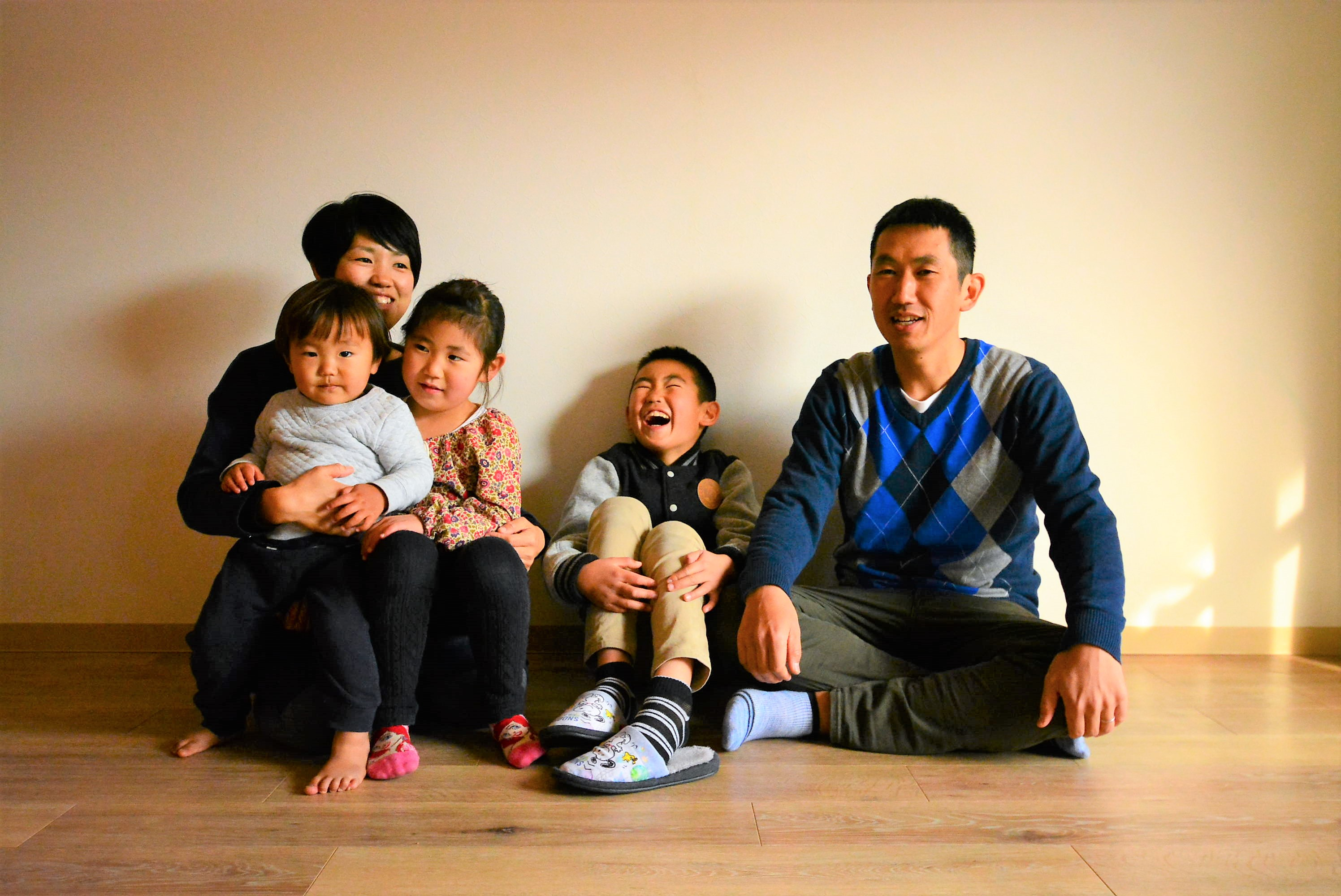 <移住者インタビュー>子育てがぐんと楽しくなる「山北町の田舎暮らし」