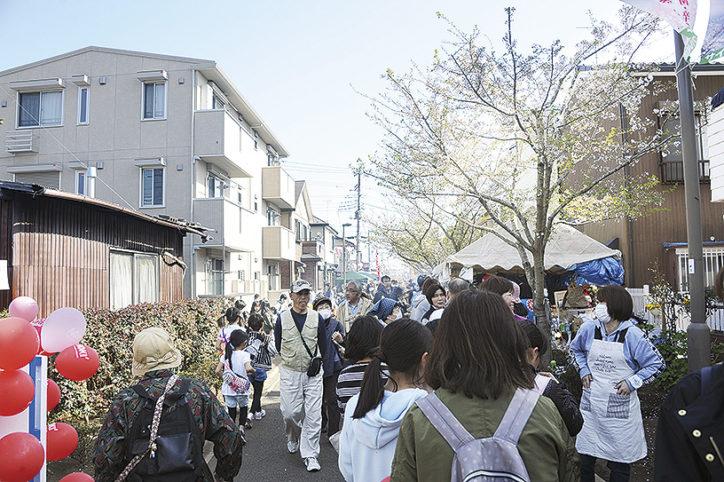 「相模が丘さくら祭り」手作りのお祭り【4月13日・14日 開催】
