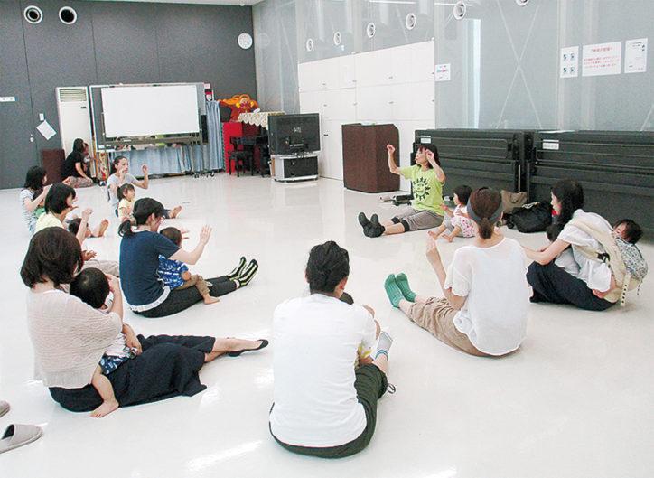 【1歳児~入園前の幼児対象】ぴょんぴょんダンス@六ツ川地域ケアプラザ