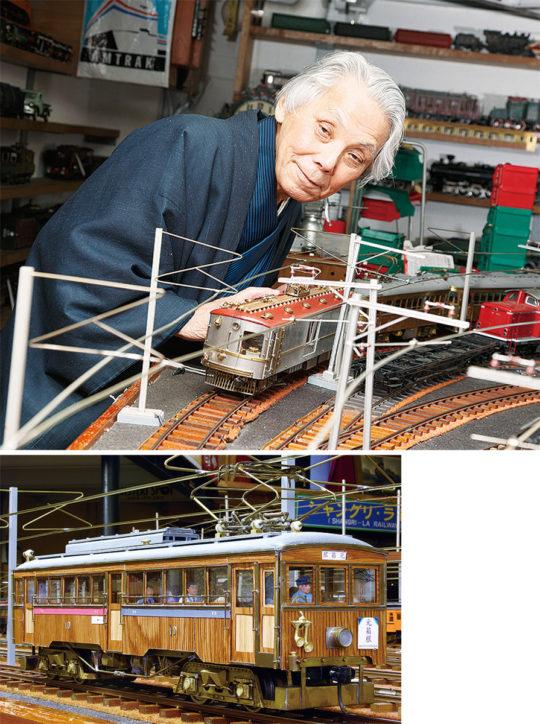 原鉄道模型博物館で創設者・原信太郎生誕100年企画「原100祭」