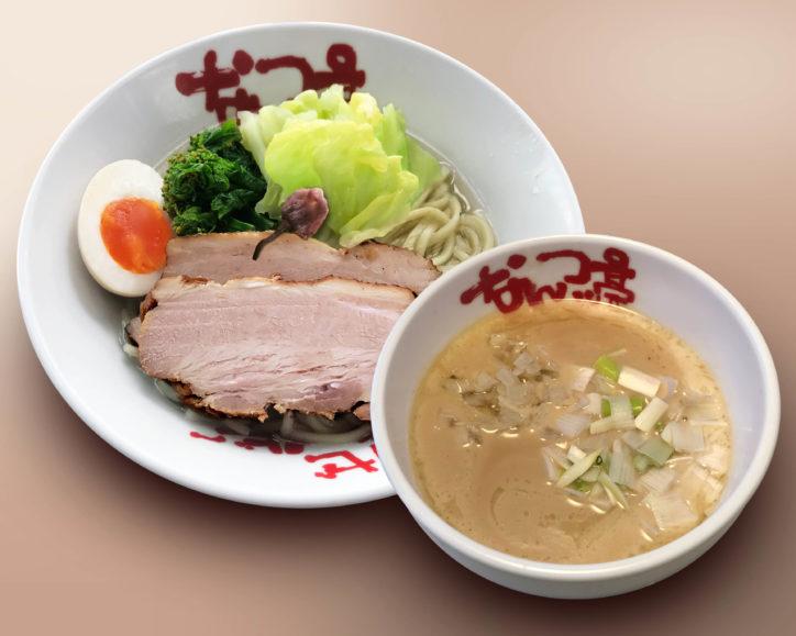 桜香る鶏白湯つけ麺