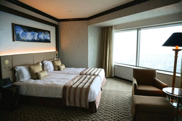 【内覧会レポ】横浜ロイヤルパークホテル高層階「スカイリゾートフロア」がリニューアル
