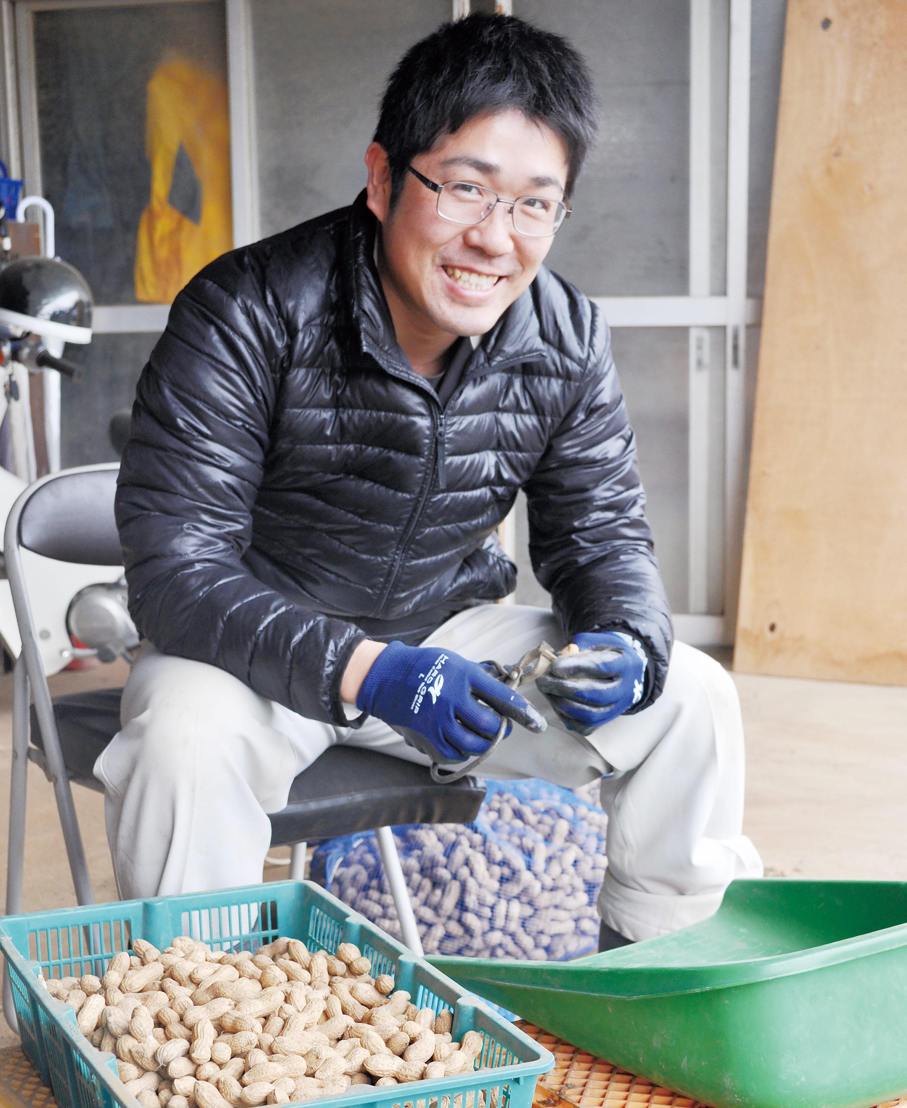 神奈川県シェア1位の秦野品質、未来に繋ぎたい【落花生・秦野特産品】