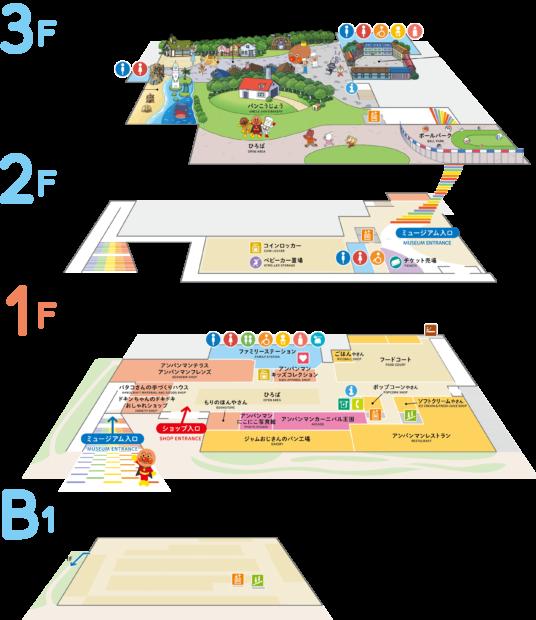 7月7日移転オープン!「横浜アンパンマンこどもミュージアム」新高島駅徒歩3分に