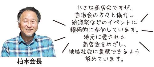 桜町商店会【秦野駅エリア】