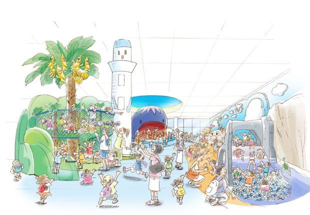 「横浜アンパンマンこどもミュージアム」オープン7月7日に戸田恵子さんら登場で特別ライブ