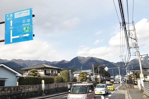 堀川商店会と郊外店 【渋沢駅エリア】