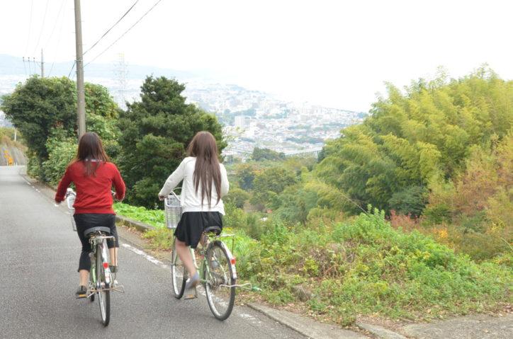 レンタサイクル「ぐるりん小田原」爽やかな風を感じながら、小田原観光スポット巡り!