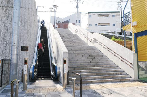 東海大学近道商店街【東海大学前駅エリア】